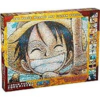 2000 片 拼图 海贼王路飞 ONE PIECE 马赛克艺术 (73×102 厘米), 单品, 73x102cm