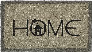HMT 147404 Home 脚垫 Coco 40 x 70 厘米 灰色 40x70cm 147405