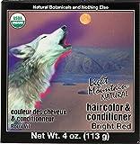 Light Mountain Natural - 颜色和护发素工具包亮红色 - 4 盎司