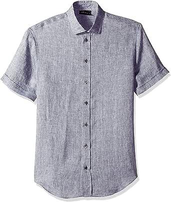 Emporio Armani 安普里奥·阿玛尼男式亚麻运动衫