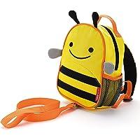 美国 SKIP HOP Zoo-let迷你背包(附防走失带)-小蜜蜂SH212205