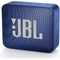 JBL GO2 蓝牙音箱 IPX7 级防水 便携 无源*器 JBLGO2BLKJBLGO2BLU